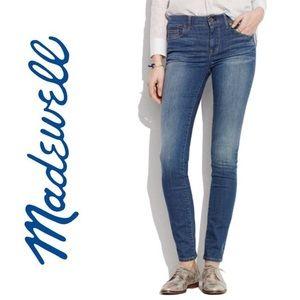 Madewell skinny jeans 29
